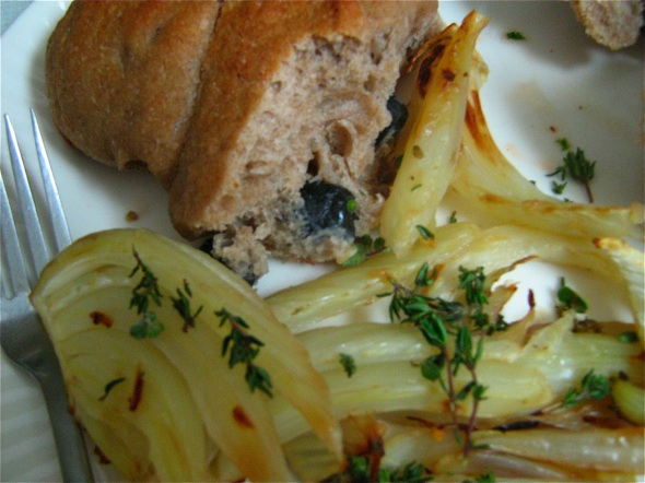 "Lemon and Thyme Roasted Fennel: ""How Did I Get So ..."