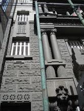 Un edificio especial- Casa GRIMOLDI
