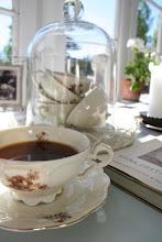 En kopp kaffe i min lilla veranda...klicka på bilden!
