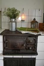 Lillstugans kök...