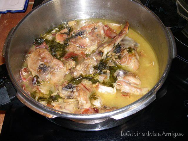 Cocina de siempre f cil y muy rica pierna de cabrito en for Cocina facil y rica