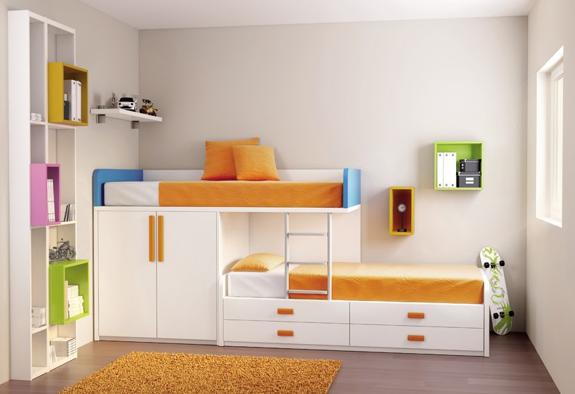 muebles ros cama tren
