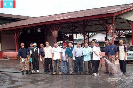 Gotong Royong Kuala Sepetang