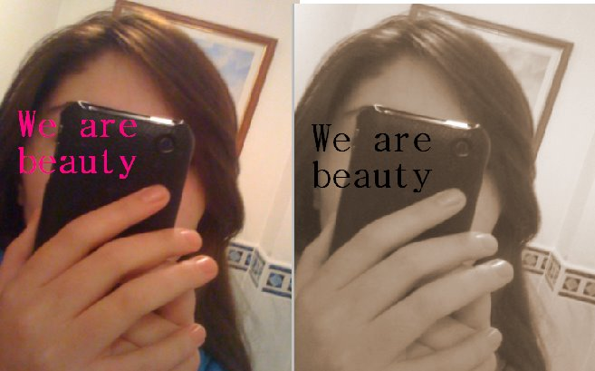 We are Beauty
