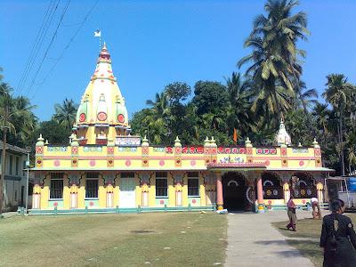 Siddhivinayak Temple at Nandgaon