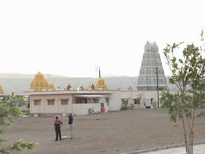 Prati Balaji temple - Ketkawle near Pune