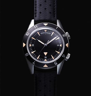 JAEGER-LECOULTRE MEMOVOX TRIBUTE TO DEEP SEA EUROPA