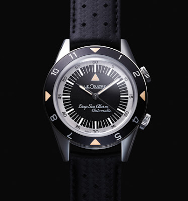 JAEGER-LECOULTRE MEMOVOX TRIBUTE TO DEEP SEA LECOULTRE