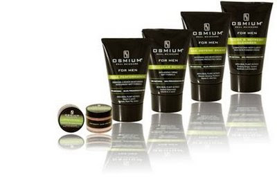 natural grooming range for men