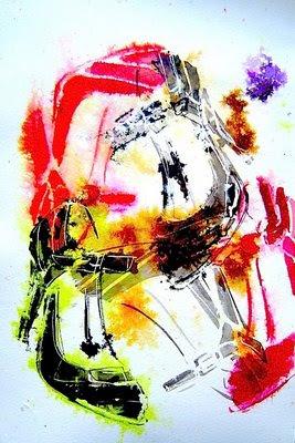 ART - High Heeled Art by Mark Schwartz