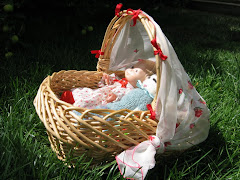 Simple Basket Cradle