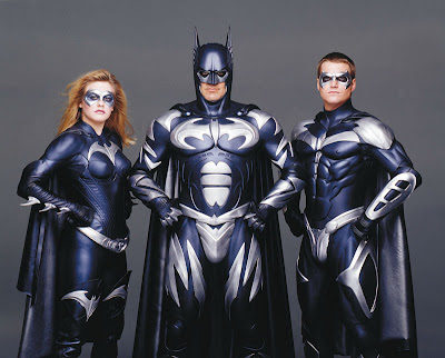 1997  Batman u0026 Robin  u2014 George Clooneyu0027s appearance as Batman brings two more batsuits a bluer one with the nipples still in place and an Arctic Suit ... & 75 Years Of Batman: Batsuit Evolution - Business Insider