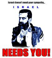 Izraelnek nem a szimpátiád kell...