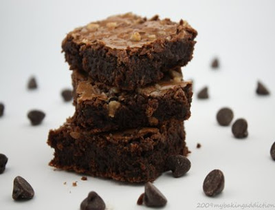 Outrageous Brownies…