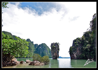 James Bond Island - Must see place when visiting Phang Nga Bay (Images by Adriano Trapani)