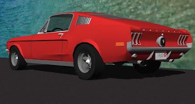 HHO 68 Mustang FB