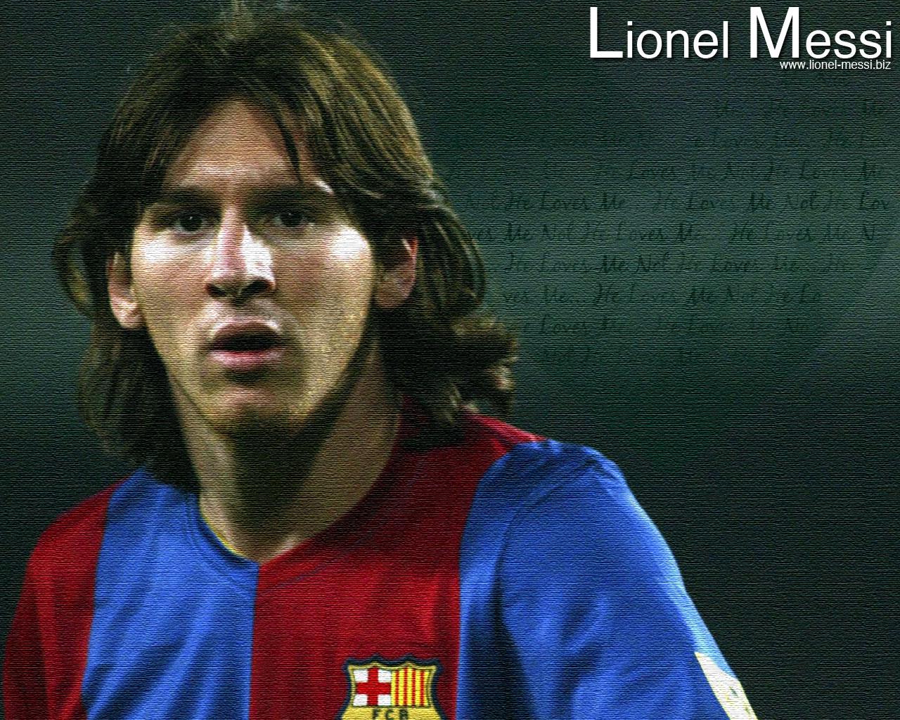 Lionel Messi Girlfriend
