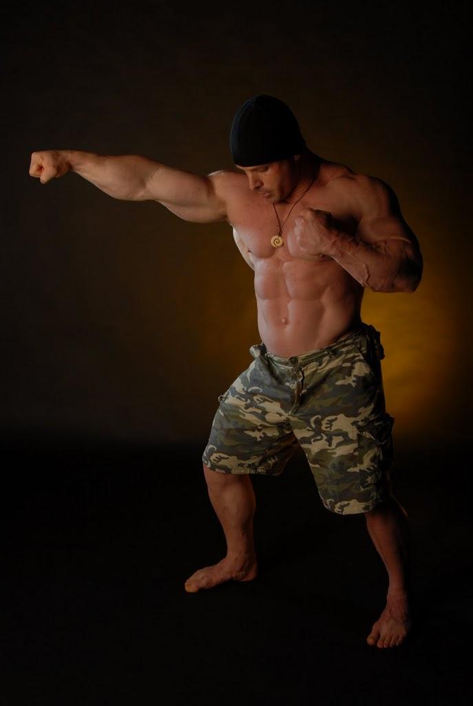 con demetriou | Bodybuilders at the Gym
