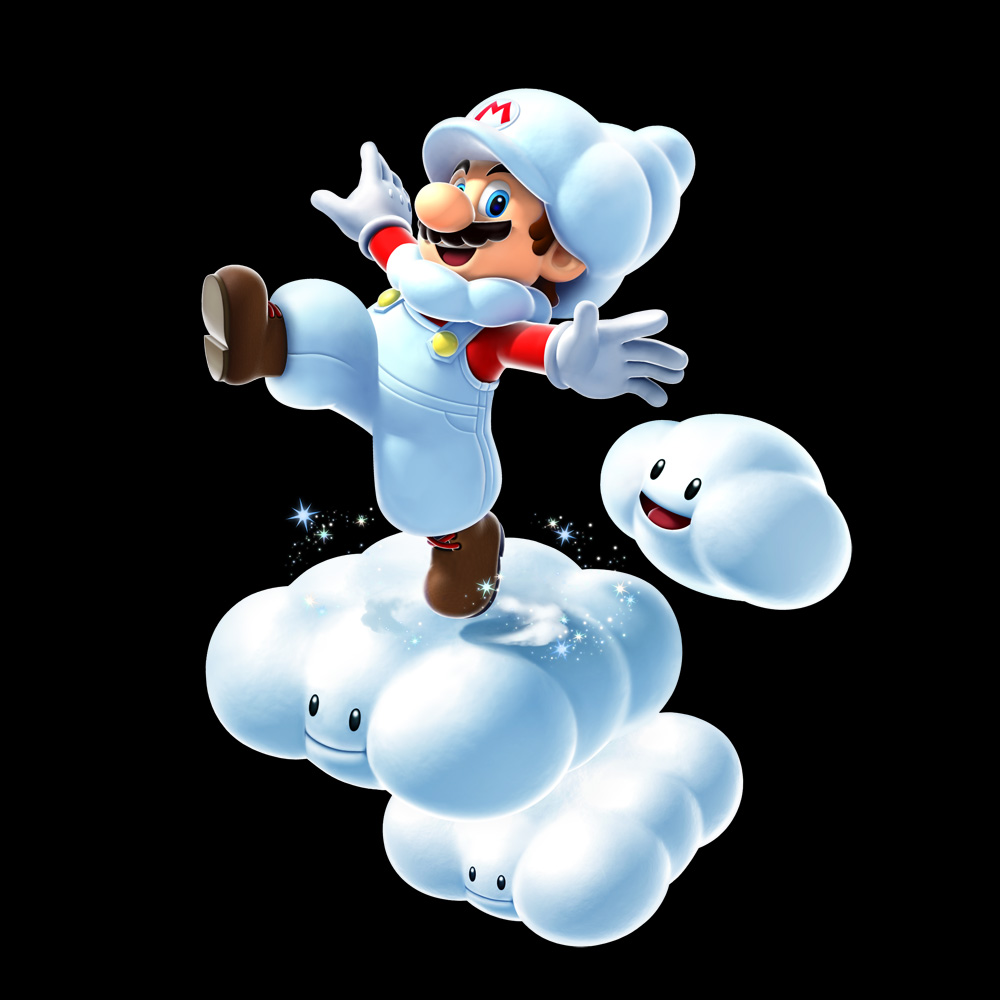 Super Mario HD & Widescreen Wallpaper 0.671606234360354