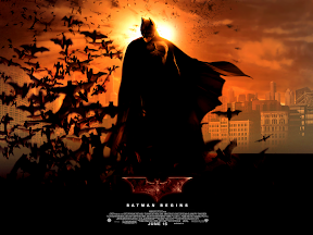 Batman Begins Wallpapers