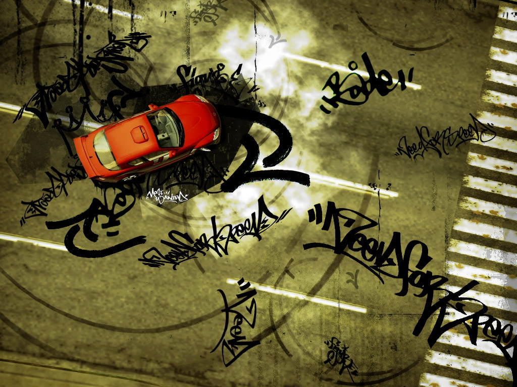 NFS Most Wanted HD Wallpapers