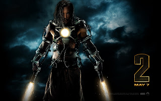 Iron Man 2 The Bad One HD Wallpaper