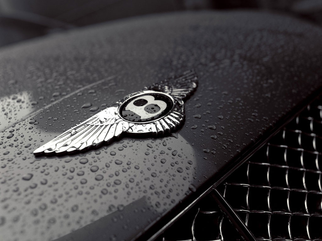 Jaguar HD Car Logo Desktop Wallpaper Alfa Romeo Audi Bentley On Rain Drops