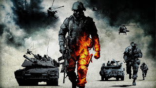 Battlefield Bad Company 2 HD Wallpaper