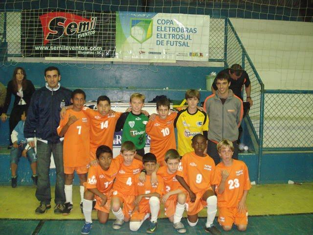 Futsal Futuro - Sub 11 - 2010