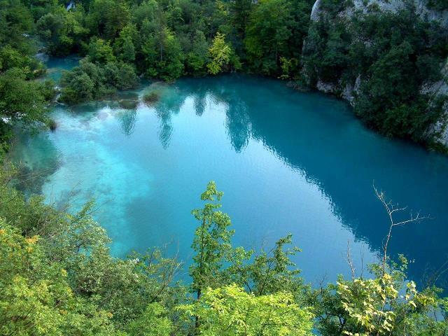 18.+Plitvice+Lakes%252C+Danau+Terindah+di+Eropa Plitvice Lakes, Danau Terindah di Eropa