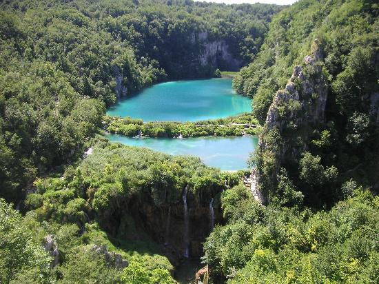 3.+Plitvice+Lakes%252C+Danau+Terindah+di+Eropa Plitvice Lakes, Danau Terindah di Eropa