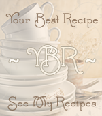 Submit your best recipe monthly!