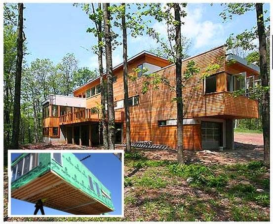 Casas prefabricadas madera armar casa prefabricada - Casa de madera prefabricada ...