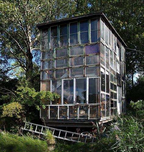 Casa ecológica por autoconstrucción
