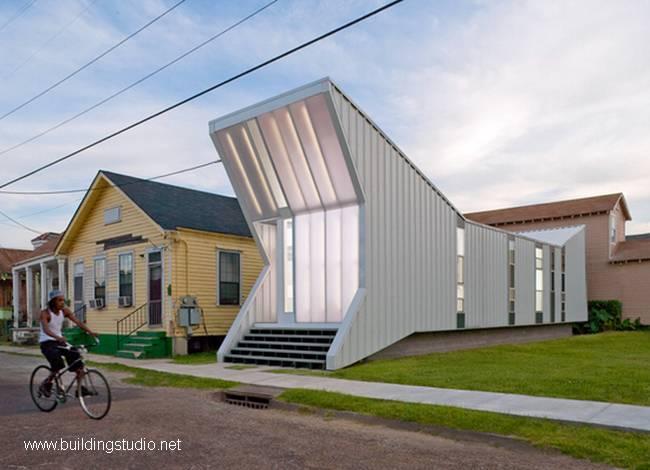 Arquitectura de casas casa econ mica de arquitectura moderna - Arquitectura casas modernas ...