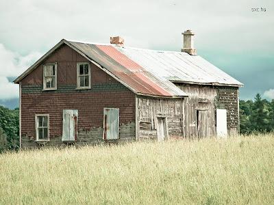 Casa vieja granja