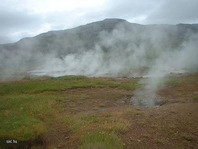 Calor geotermal