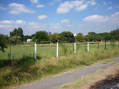 Parque canchas de fútbol