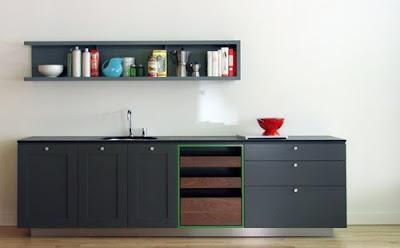 Módulo mueble cocina