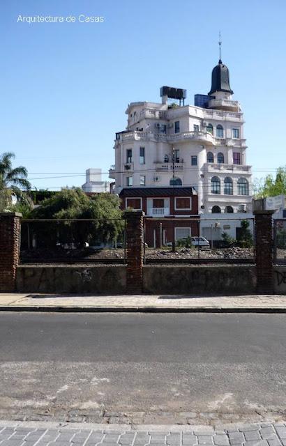 Castillo perspectiva