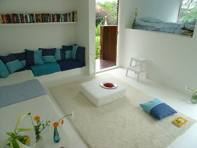 Minimalist Small House Interiors