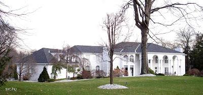 Casa lujo mansión blanca