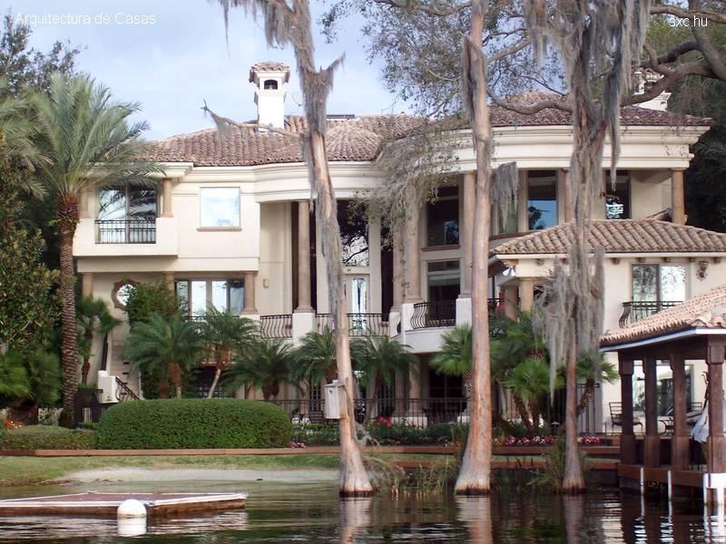 Arquitectura de casas casas de lujo y residencias - Casas rusticas de lujo ...