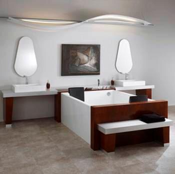 Baño diseño japones
