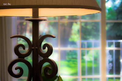 Lámpara iluminación interior