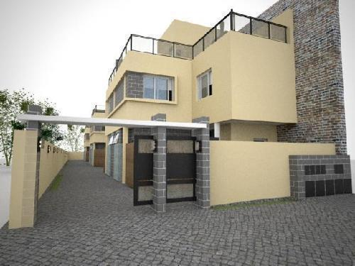 Arquitectura de casas casas d plex contempor neas - Duplex de diseno ...