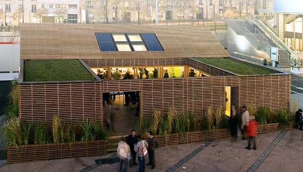 Vivienda prefabricada sustentable modelo para el futuro