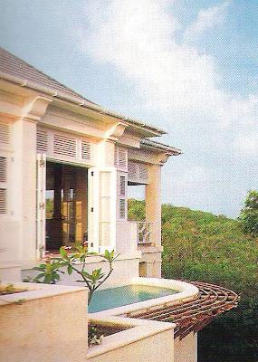 Casa del Caribe piscina