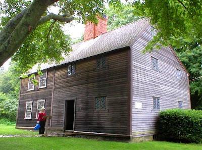 Casa de dos plantas en EEUU