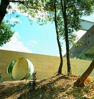 Arquitectura residencial de vanguardia en Francia